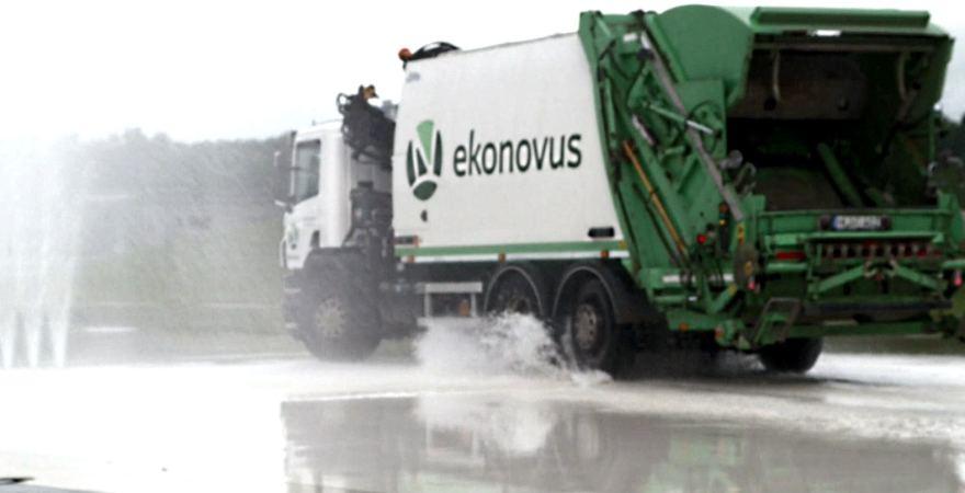 Ekonovus - atliekų tvarkymo paslaugos